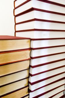 Free Stack Of Books Stock Images - 3747534