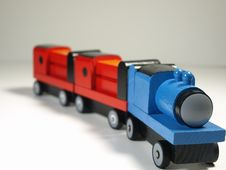 Free Toy Train Royalty Free Stock Photos - 3747738