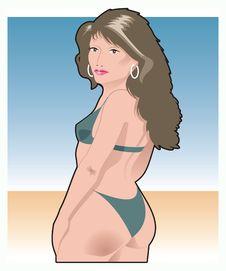 Free Sunbather Stock Images - 3748114