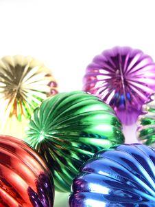 Free Color Decorative Balls Stock Photo - 3748190