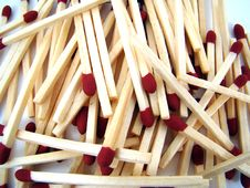 Free Matches Royalty Free Stock Image - 3748396