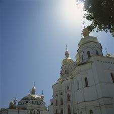 Free Kiev Monastery Stock Image - 3749091