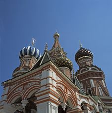 Free St Basil Cathedral Stock Photo - 3749130