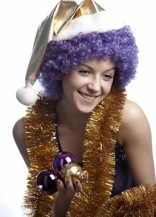 Free Purple And Gold Royalty Free Stock Photography - 3749177