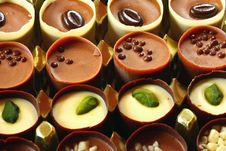 Free Chocolate Cups Stock Images - 3749874