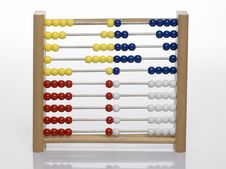 Free Abacus Arrow Up Stock Photos - 3749933