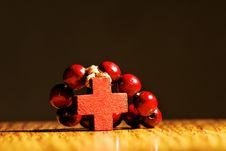 Free Rosary Royalty Free Stock Photos - 37429258