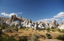 Free Love Valley Near The Goreme, Cappadocia Stock Images - 37483824