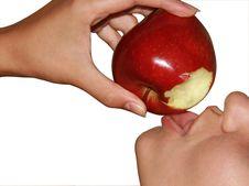 Free Apple Royalty Free Stock Photo - 3750025