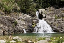 Free Waterfall Stock Photography - 3750062