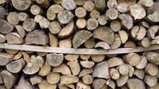 Free Fire Wood Royalty Free Stock Photo - 3750085