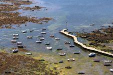 Free Bretagne - Coast Royalty Free Stock Image - 3750176