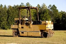 Free Hay Roller Royalty Free Stock Photos - 3750248