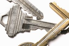 Free Keys Royalty Free Stock Photography - 3751007