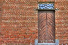 Free Door And Bricks Royalty Free Stock Photography - 3751467