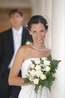 Free Beautiful Bride Stock Photos - 3751733