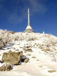 Free Telecommunication Tower Stock Photo - 3752680