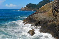 Free Dangerous Coast Stock Photos - 3752783