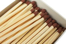 Free Boxes With Matches Royalty Free Stock Photography - 3753027