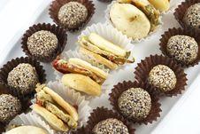 Free Snacks Royalty Free Stock Image - 3755946