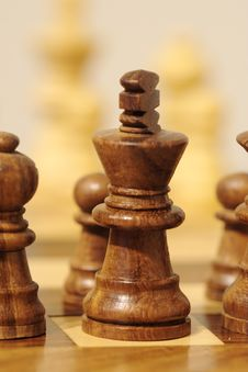 Free Chess King Stock Photos - 3756223