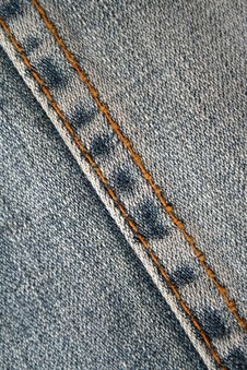 Free Jeans Stock Photography - 3756332
