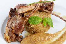 Free Lamb With Couscous Stock Photo - 3756420