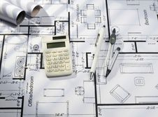 Free Blueprints Series Royalty Free Stock Photography - 3756887