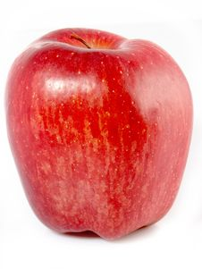 Free Red Apple Stock Photography - 3758862