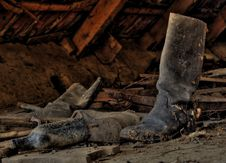 Free Boots Stock Photo - 3759140