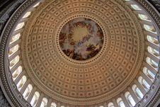 Free Capitol Rotunda Royalty Free Stock Images - 3760359