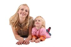 Free Mother With Daughter Stock Photo - 3760380