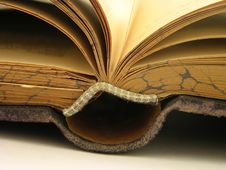 Free The Ancient Book Royalty Free Stock Image - 3760396