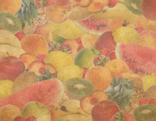 Free Vintage Fruit Stock Images - 3761204