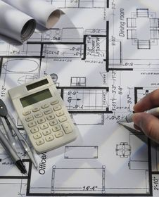 Free Blueprints Series Stock Images - 3761314