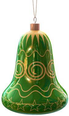 Free Christmas Handbell Stock Images - 3762154