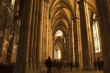 Free Cathedral In Cologne Royalty Free Stock Photos - 3762188