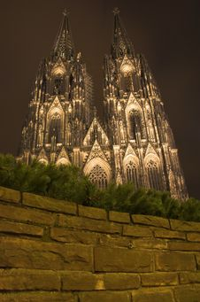 Free Cathedral In Cologne Stock Photos - 3762233