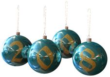 Free Christmas Balls Royalty Free Stock Image - 3762246