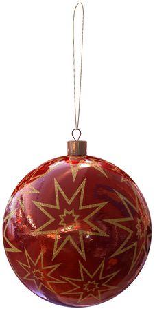 Free Christmas Ball Stock Images - 3762254