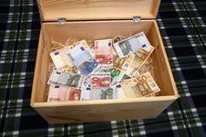 Box Of Money Stock Photos