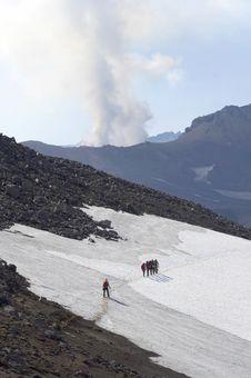 Free Kamchatka. Volcano. Stock Photo - 3763010