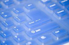 Free Flexible Keyboard Stock Photos - 3763113