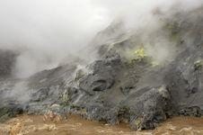 Free Mutnovskaya Volcano. Kamchatka. Stock Images - 3763114