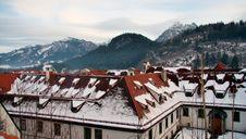 Free Winter Village Stock Photo - 3763140