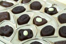 Free Chocolates Royalty Free Stock Photos - 3763198