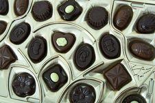 Free Chocolates Royalty Free Stock Photos - 3763208
