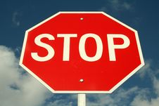 Free Stop Sign Stock Images - 3763584