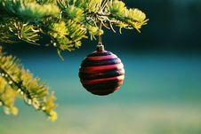 Free Christmas Ball Stock Photos - 3764053