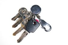 Free Keys Royalty Free Stock Images - 3764329